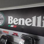فروشگاه موتور سیکلت بنلی (سید جلال عرب)