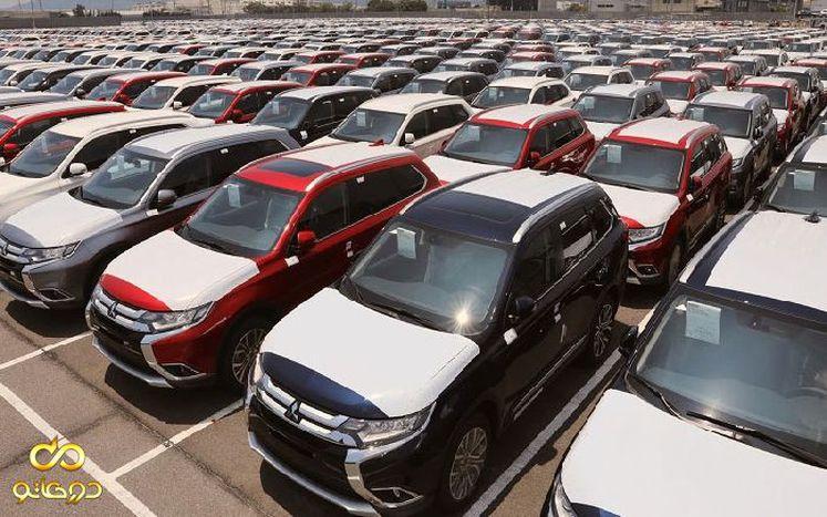 افتتاح پرونده قضایی برای خودروهای وارداتی دپویی