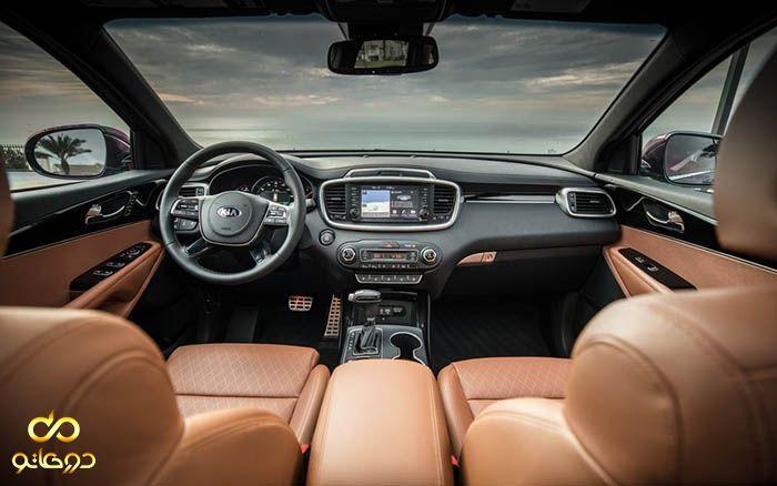 بررسی فنی خودرو کیا سورنتو 2020