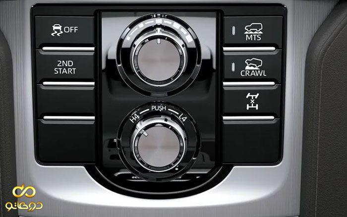 آپشن کرال کنترل در خودروها چیست؟