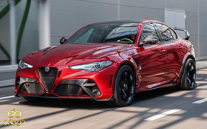 سریع ترین خودروی هر برند کدام مدل است؟